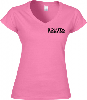 T-Shirts Damen - Bonita & The Blues Shacks